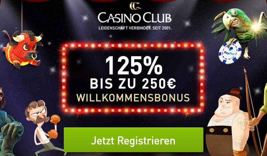 Gold Club Casino Auszahlung