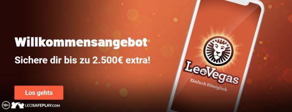 Leo Vega Casino Bonus 2019